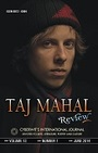 Taj Mahal Review VOL. 13 NUMBER 1 JUNE 2014