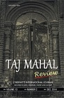 Taj Mahal Review VOL. 13 NUMBER 2 DEC 2014